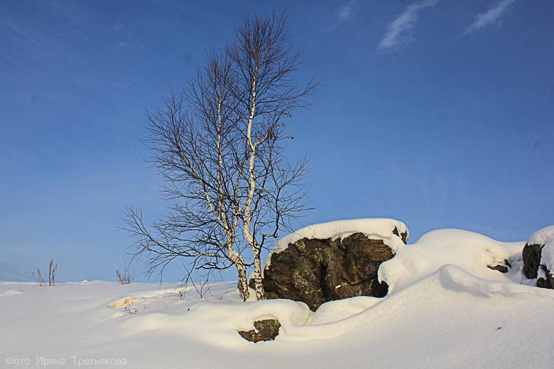 Гора Белая Нижний Тагил