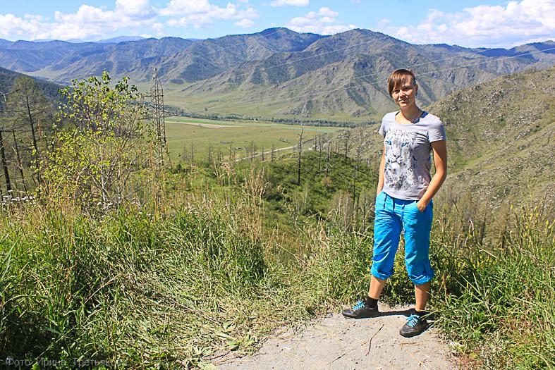 Путешествие на Алтай. Чуйский тракт и его повороты. Часть 1 -