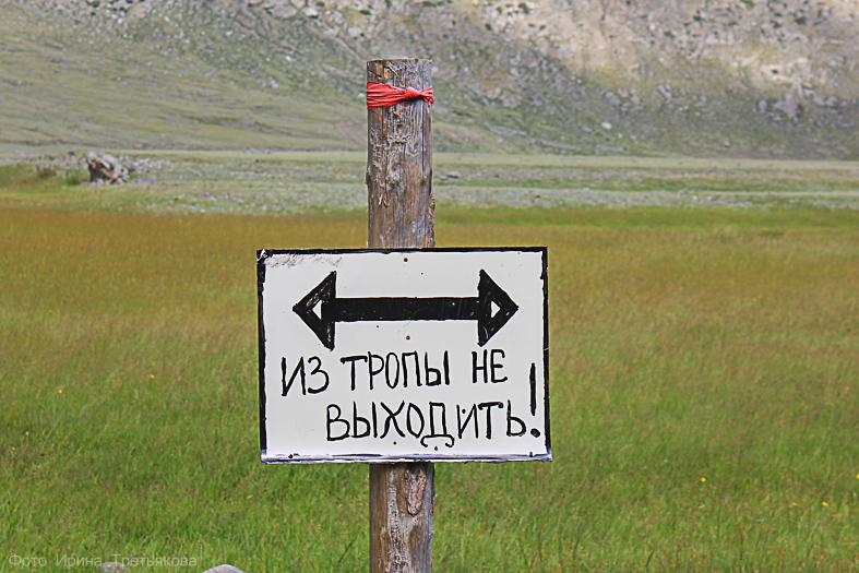 Путешествие на Алтай. Чуйский тракт и его повороты. Часть 4. -