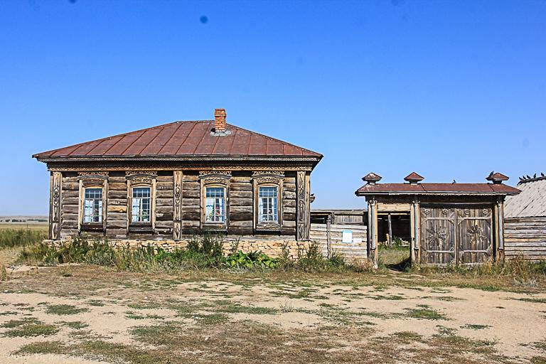 Древнее поселение Аркаим