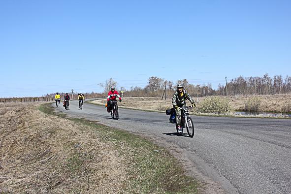 Проект Курганского велоклуба