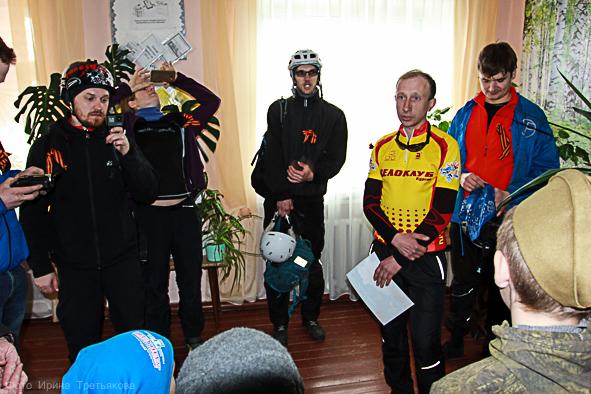 Велопробег по Варгашинскому району