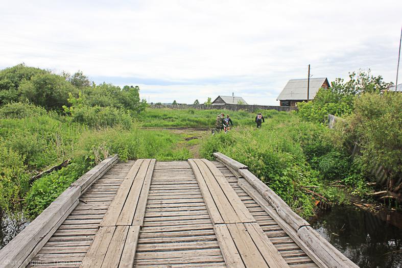 Велоэкспедиция вдоль Чёрного Ика (река Ик Курганская область). Часть 2.