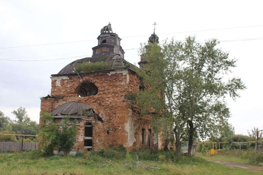 Старинные храмы Зауралья
