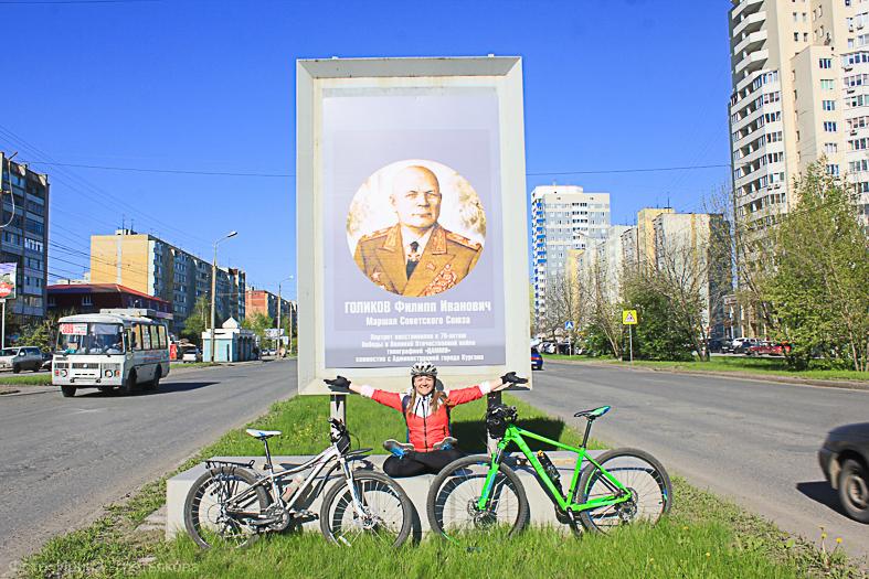 Пробег Победы! (Велопробег памятники и обелиски ВОВ)