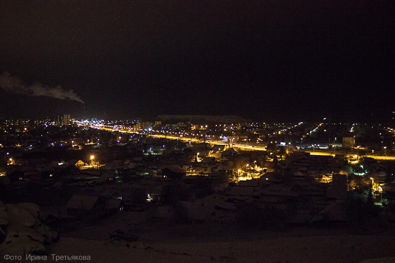 Путешествие Курган  - Нижний Тагил, гора Белая