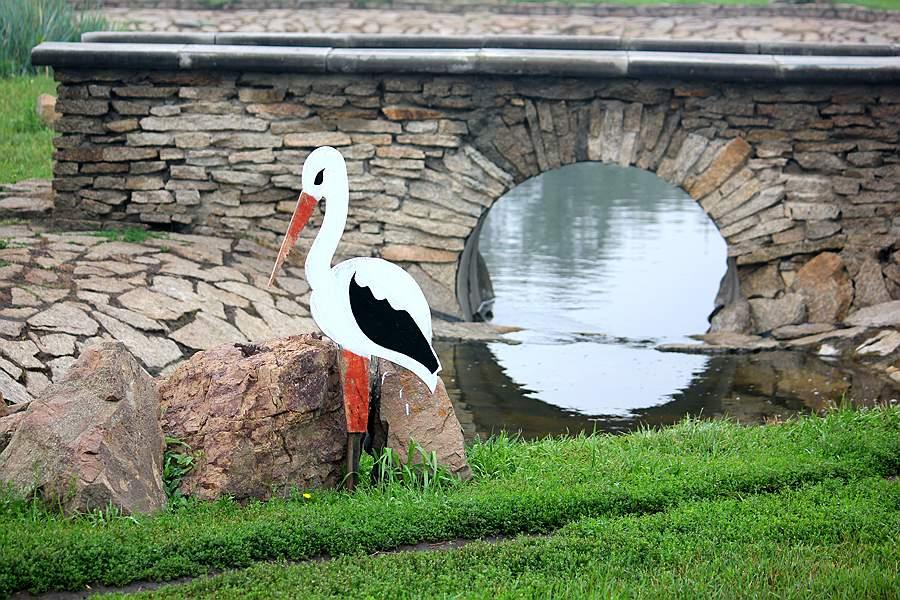 Ландшафтный парк р.п. Каргаполье Курганская область
