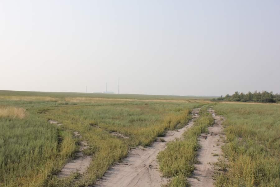 Велопрогулка по окрестностям г. Кургана. По полям