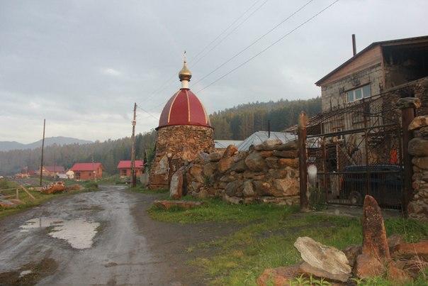 Поездка Курганского велоклуба на Южный Урал.